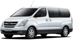 Hyundai H1 Van, 12 Seater